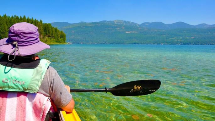 Great Montana Adventure, Whitefish Lake ~ Whitefish, Montana