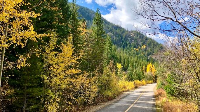 Fall Biking in Breckenridge