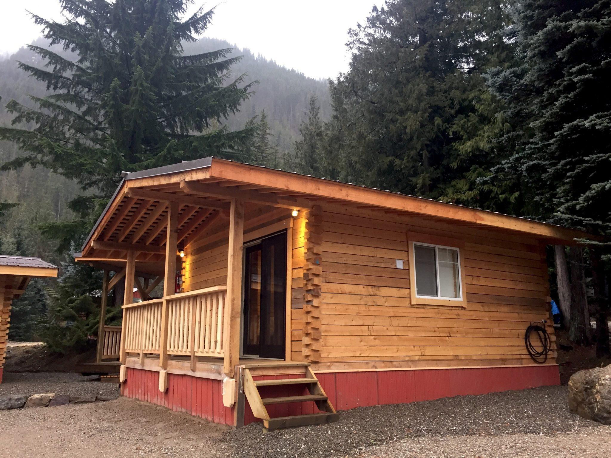 Kodiak Cabin  Base Camp Guest House  Cabins