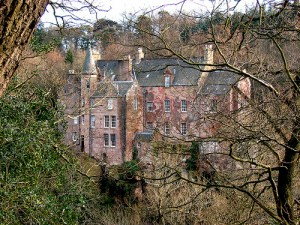 hawthornden castle retreat for writers and artists