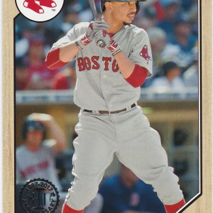 2017 Topps 1987 Mookie Betts