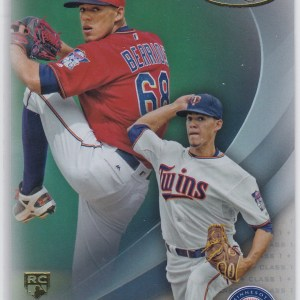 2016 Topps Gold Label Class 1 Jose Berrios