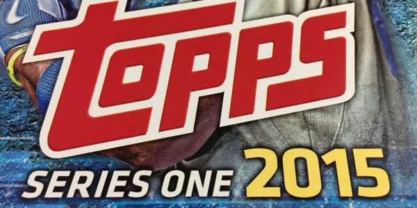 2015 Topps Series 1 Break