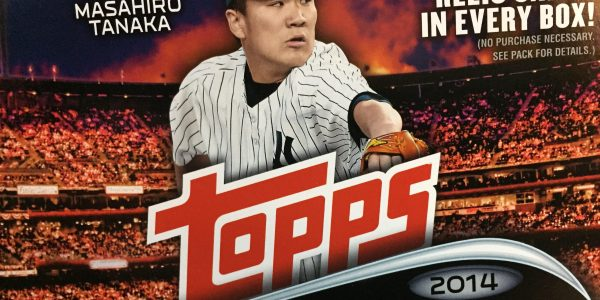2014 Topps Baseball Update Series Break