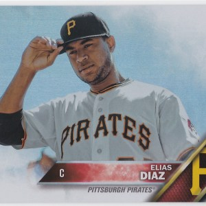 2016 Topps Rainbow Elias Diaz RC