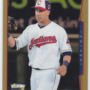 2014 Topps Update Gold Michael Brantley All-Star