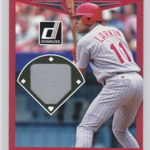 2017 Panini Donruss Diamond Collection Relics Barry Larkin