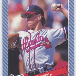 1993 Hostess Baseball Tom Glavine