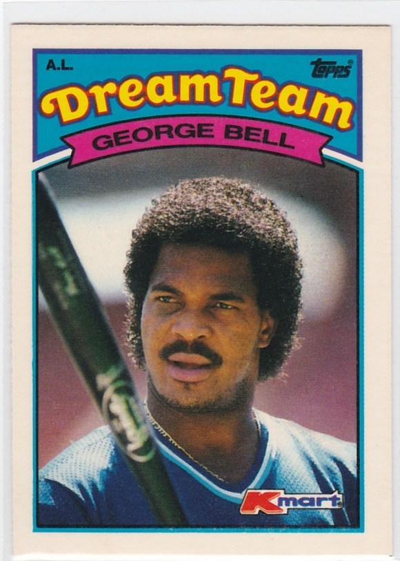 1989 K-Mart Dream Team George Bell