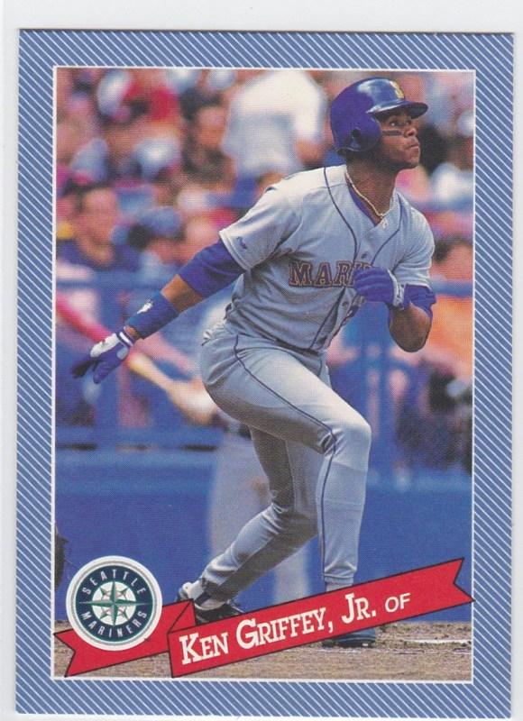 1993 Hostess Baseball Ken Griffey Jr.