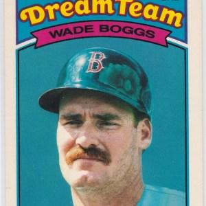 1989 K-Mart Dream Team Wade Boggs