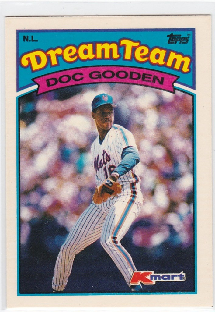 1989 K-Mart Dream Team Doc Gooden