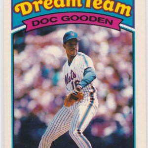 1989 K-Mart Dream Team Doc Gooden