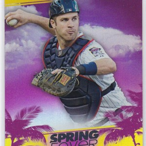 2014 Topps Card Shop Promotion Spring Fever Joe Mauer