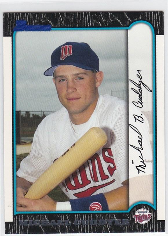 1999 Bowman Michael Cuddyer