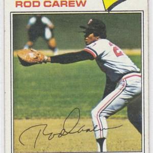 1970 Topps Rod Carew
