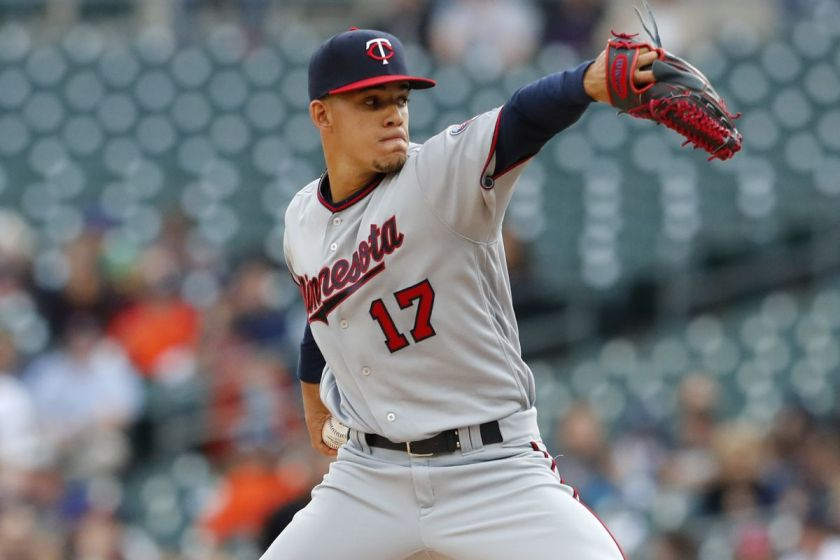 All I Have: Jose Berrios