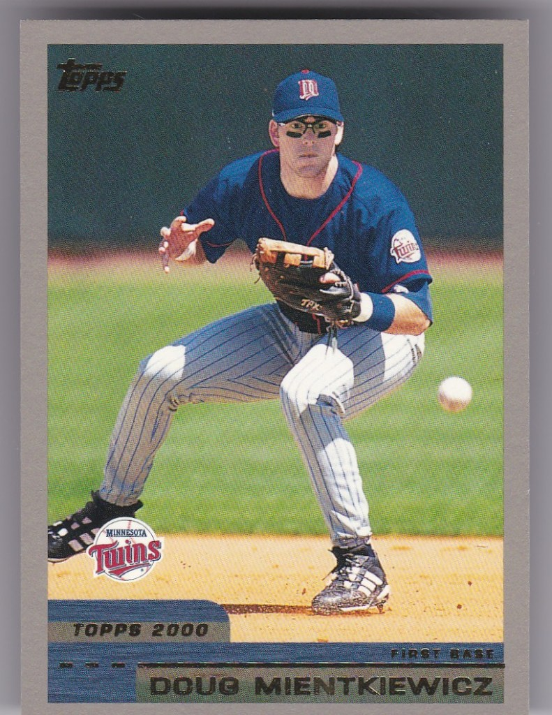2000 Topps #153 Doug Mientkiewicz