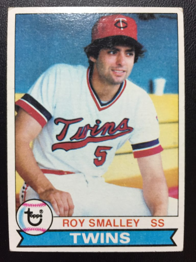 1979 Topps #219 Roy Smalley