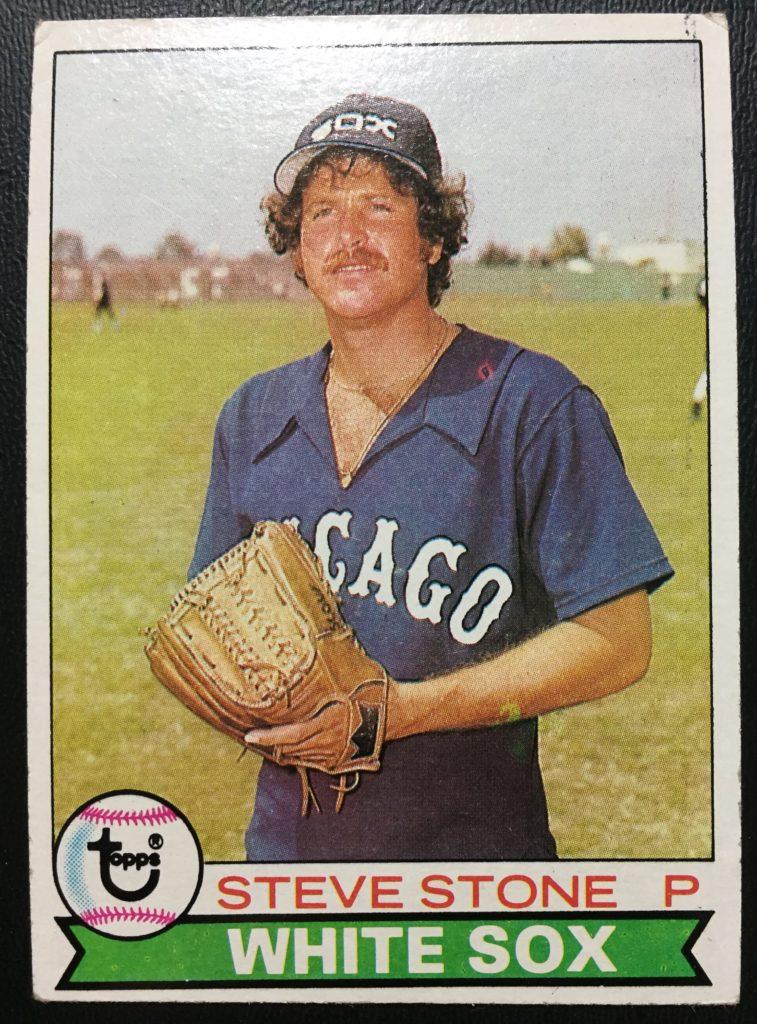 1979 Topps #227 Steve Stone