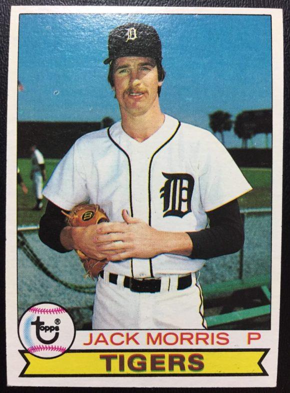 1979 Topps #251 Jack Morris