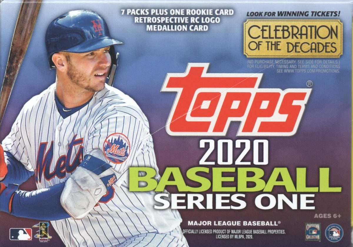Finally, 2020 Topps Series 1