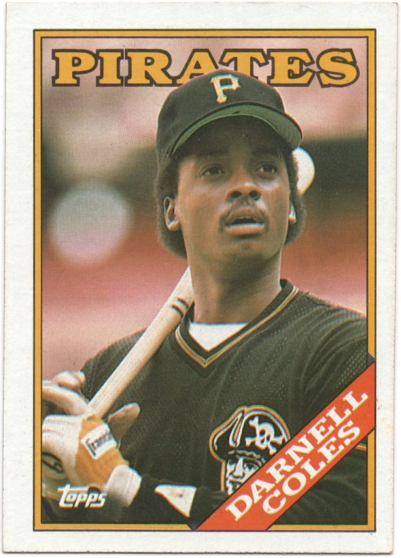 1988 Topps #46 Darnell Coles