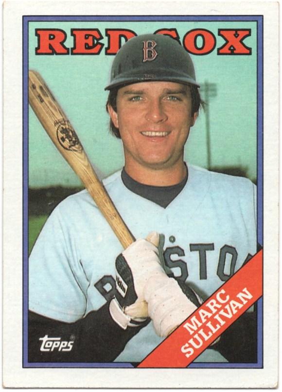 1988 Topps #354 Marc Sullivan