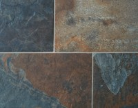 Slate Effect Bathroom Tiles With Creative Inspirational In ...