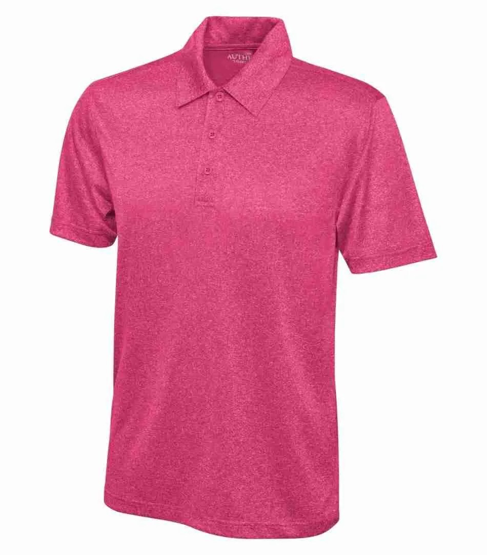 ATC PRO TEAM HEATHER PerFORMANCE SPORT SHIRT S3518