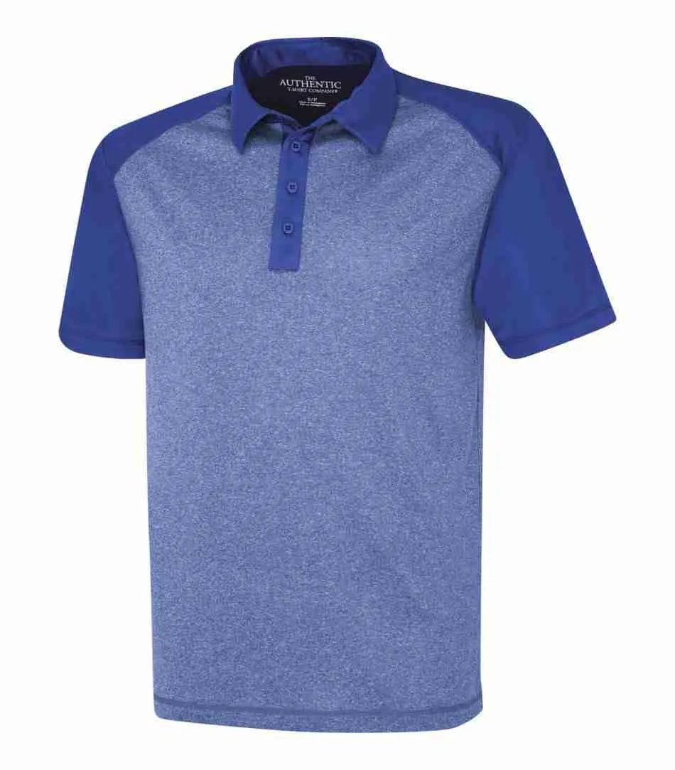 ATC PRO TEAM HEATHER ProFORMANCE COLOUR BLOCK SPORT SHIRT S3531