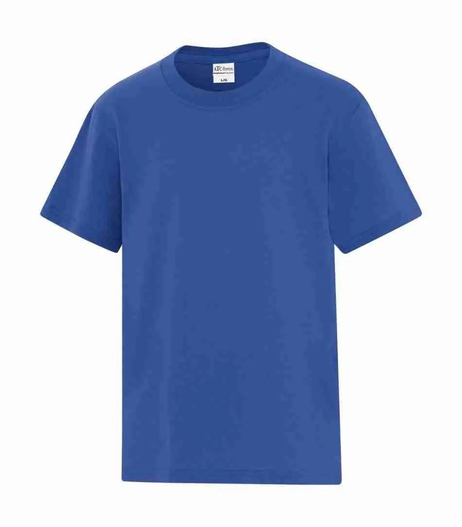 youth cotton t shirts