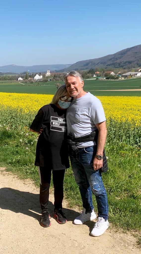Basel und Region - Spaziergang mit Erni Maissen und seiner Frau | baselundregion.ch