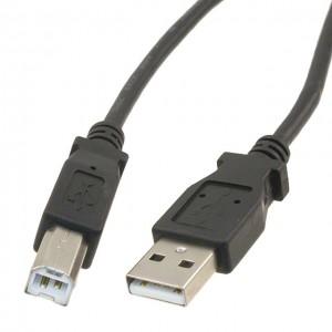 USB-AB-6-BLK