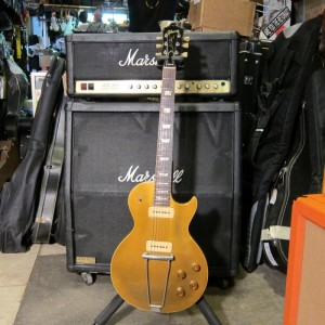 1952 Gibson Les Paul All Gold $15,500 USD