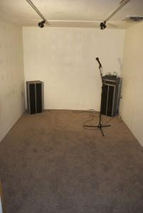 $6の部屋、2.74m x 4.26m