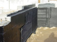 Exterior Waterproofing Information