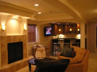 basement design photos | HOME DECORATION LIVE