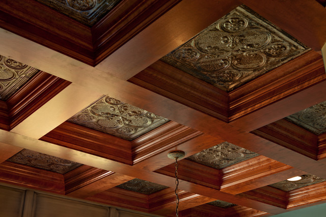 Ceiling Soffit Types - Basement Finish Design
