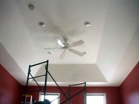 Ceiling Soffit Types - Basement Finish Design