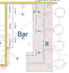 electrical plan for basement [ 1310 x 1002 Pixel ]