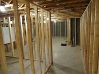 How Do You Frame a Basement Wall?