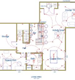 electrical plan basement wiring libraryelectrical plan basement [ 1024 x 831 Pixel ]