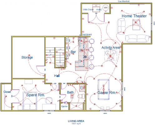 small resolution of electrical plan basement wiring libraryelectrical plan basement