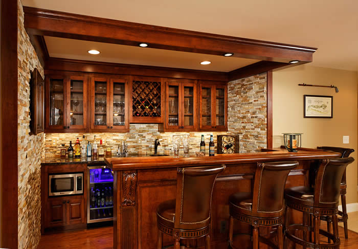 How To Build A Bar?
