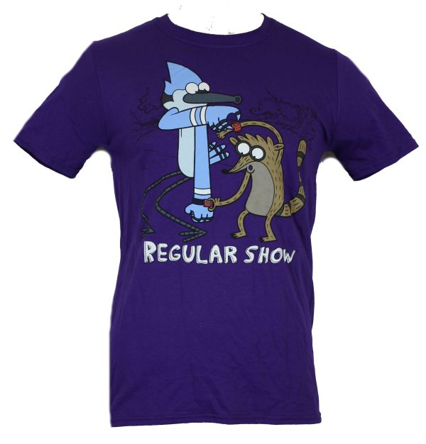 Regular Show Rigby Shirt