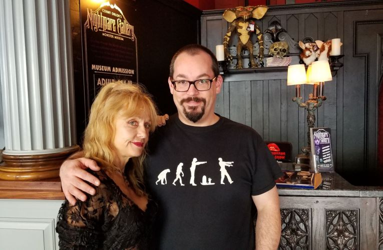 ARTIST SPOTLIGHT: James Lurgio of Count Orlok's Nightmare Gallery