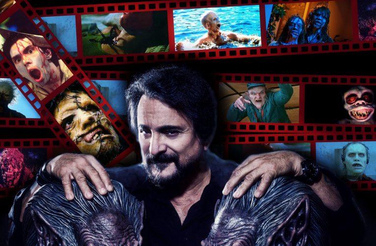 "THE BASEMENT BOOKSHELF: ""Savini: The Official Biography"""