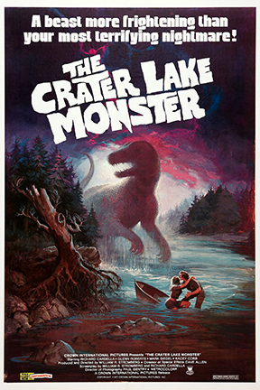 CraterLakeMonster