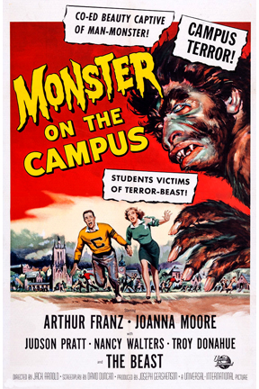 MonsterOnTheCampus